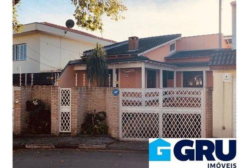 Ótima Casa Terrea Localizada No Centro De Guarulhos