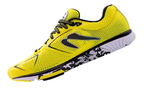Tenis Correr Newton Running Distance S 8 Hombre Yellow/black