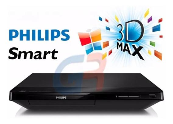Blu-ray Philips Netflix 3d Smart Wifi