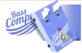 Pedal Fuhrmann Bass Compressor Para Contrabaixo Promoção