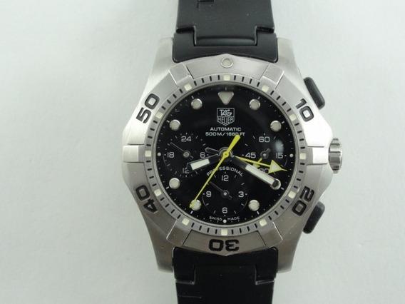 Relógio Tag Heuer Automático - Calibre 60 - Aquagraph
