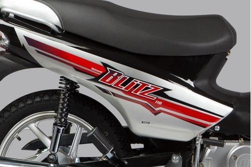 Motomel Blitz Full A/d 110cc Motozuni Lanús