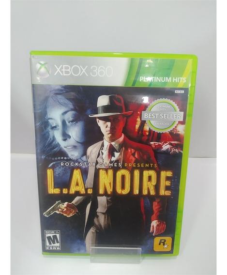 L.a. Noire (seminovo) - Xbox 360