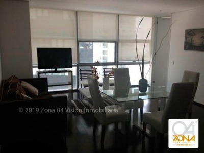Departamento En Renta En Santa Fe. City Torre Milán