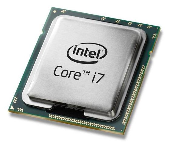 Processador gamer Intel Core i7-620M CN80617003981AH de 2 núcleos e 2.6GHz de frequência com gráfica integrada