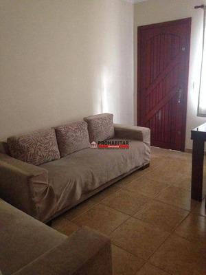 Sobrado Com 2 Dormitórios À Venda, 93 M² Por R$ 400.000 - Cidade Dutra - São Paulo/sp - So2806