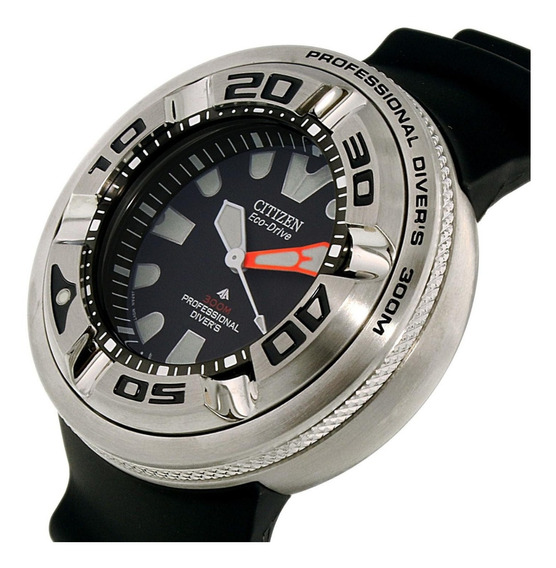 Relógio Citizen Bj8050-08e Eco Drive Professional Diver
