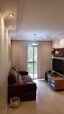 Apartamento Em Jaguaré, São Paulo/sp De 62m² 3 Quartos À Venda Por R$ 325.000,00 - Ap208199