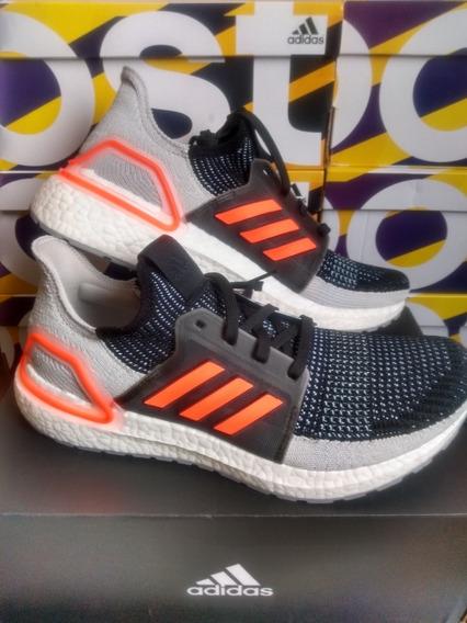 Tênis adidas Ultraboost 19 M Solar Orange Original! Tam 41!
