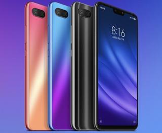 Xiaomi Mi 8 Lite 64gb Azul Aurora