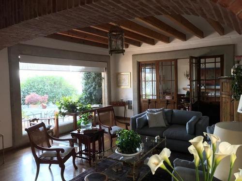 Casa En Condominio A La Venta O Renta Con Terrazas En Contadero C/s Muebles (ao)