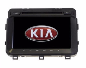 Kit Central Multimidia Gps Kia Optima 14 15 Bt Espelhamento