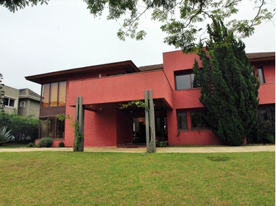 Casa Com 4 Dormitórios Para Alugar, 420 M² Por R$ 14.000/mês - Alphaville Graciosa - Pinhais/pr - Ca0323