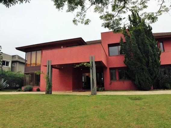 Casa Com 4 Dormitórios Para Alugar, 420 M² Por R$ 11.000,00/mês - Alphaville Graciosa - Pinhais/pr - Ca0323