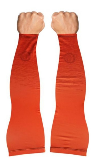 Manguito Solid Color Orange Cod 446