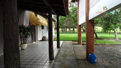 Sítio Com 3 Dormitórios Para Alugar, 150000 M² Por R$ 7.000,00/mês - Centro - Araçoiaba Da Serra/sp - Si0014
