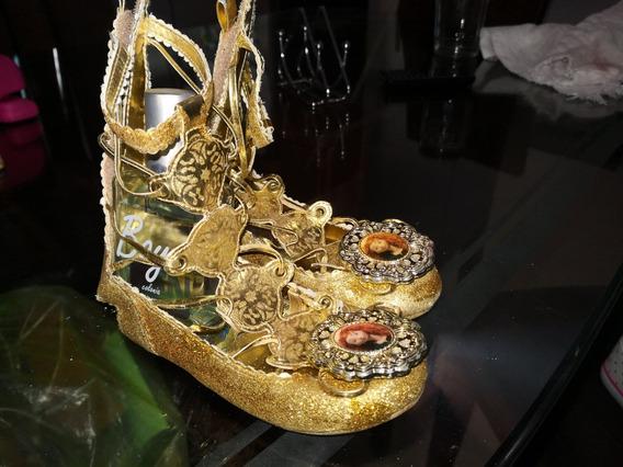 Zapatos Niña Disfraz Merida Talla 7/8 Disney Store