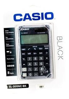 Calculadora Sl-300nc 8 Digitos Casio