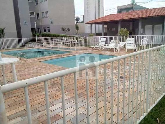 Apartamento Residencial À Venda, Ipiranga, Ribeirão Preto. - Ap0003