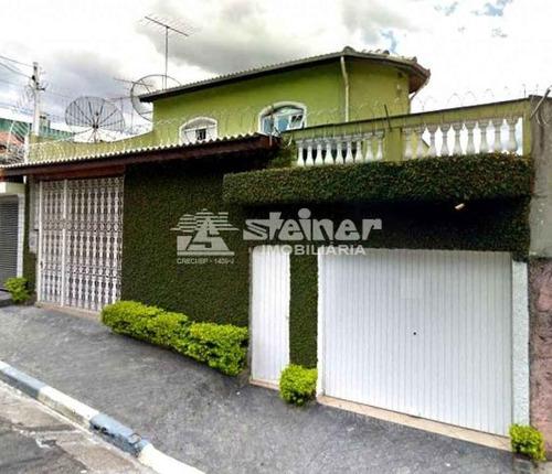 Imagem 1 de 30 de Venda Sobrado 3 Dormitórios Jardim Vila Galvão Guarulhos R$ 650.000,00 - 34798v