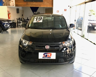 Fiat Mobi 8v Evo Like Flex Manual 1.0 4 Portas