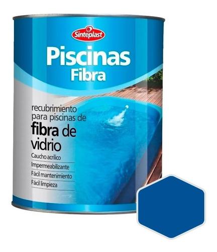 Imagen 1 de 6 de Piletas Piscinas Fibra Sinteplast   10 L