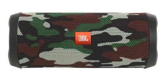 Caixa Som Bluetooth Jbl Flip 4 Original Lacrada Prova D