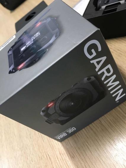 Câmera 4k Garmin Virb 360°