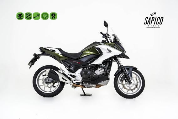 Honda Nc 750 X Abs