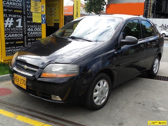 Chevrolet Aveo 1.6 Mt