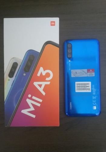 Celular Xiaomi Mi A3 - 128gb - 4 Meses De Uso