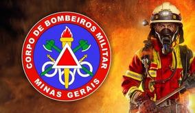 Apostila Corpo De Bombeiros Bmmg Soldado Militar Cfsd Cbm-mg