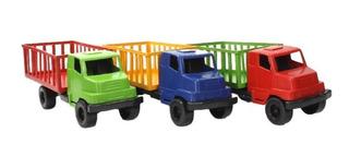 Atacado Kit Com 25 Bonecas + 25 Caminhões De Brinquedo