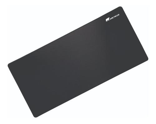Imagem 1 de 2 de Mouse Pad Gamer Grande 30cm X 60cm X 3mm Preto Arcticus