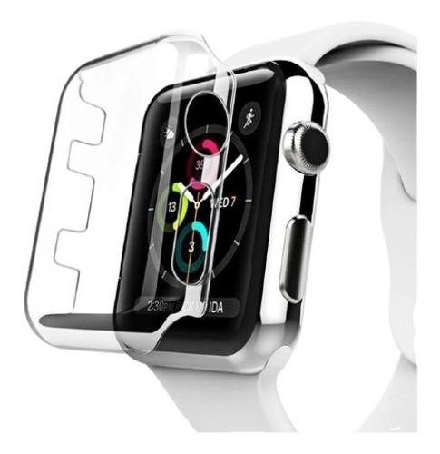 Imagem 1 de 2 de Capa Case Tpu Silicone Para Relógio Watch 38mm