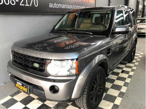 Land Rover Discovery 3.0 Tdv6 Se 5p