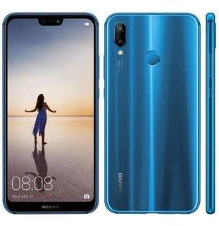 Smartphone Huawei P20 Lite 4gb/32gb Lte Dual 5.84 Azul