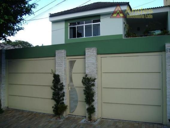 Casa Residencial À Venda, Jardim Franca, São Paulo. - Ca0001