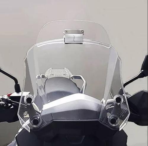 Defletor Suzuki V-strom Dl 650 E Dl 1000 Parabrisa Moto Leia