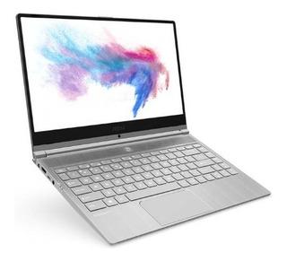 Notebook Gamer Msi 14 Intel Core I7 10th Gen