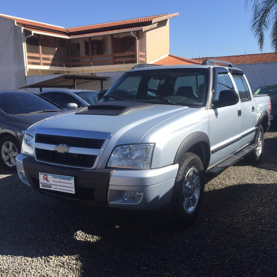 Chevrolet S10 2.4 Advantage Cabine Dupla