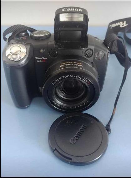 Câmera Cânon S5is