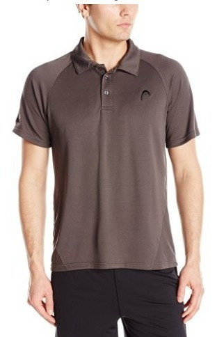 Camisa Playera De Tenis Head Net Performance V/ Colores