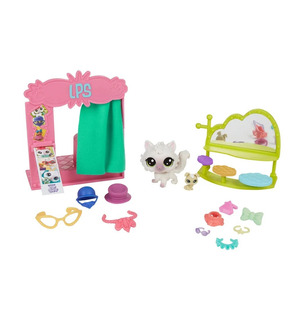 Set Cabina De Fotos Littlest Pet Shop