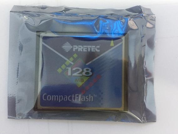 Compact Flash De Memoria Flash 128mb