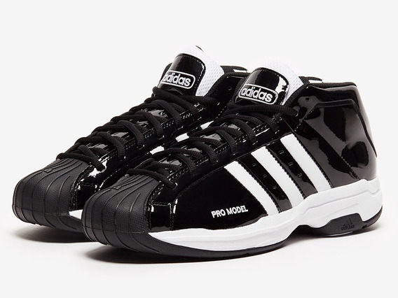 Tênis adidas Pro Model 2g Core Black Cloud White