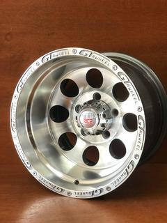 4 Rines 15 Nuevos 5-127 Importados De Lo Más Nuevo Chevrolet