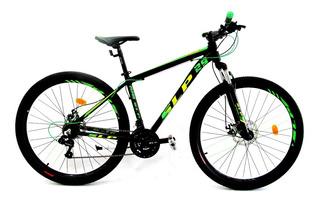Bicicleta Slp 29er 25 Pro 21 Vel C/discos Aluminio