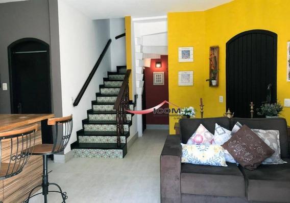 Casa À Venda, 123 M² Por R$ 690.000,00 - Itaipu - Niterói/rj - Ca0270