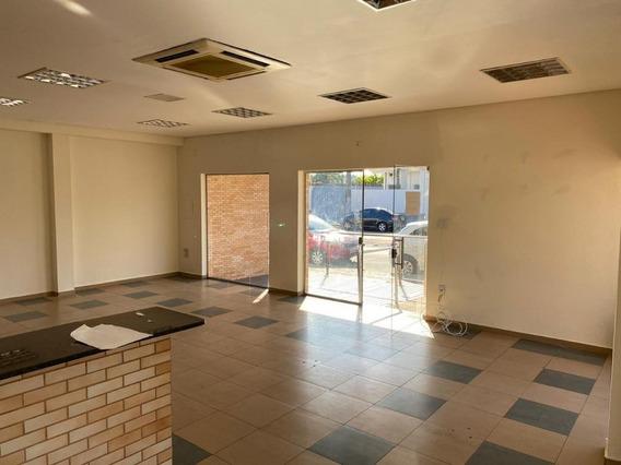 Salão Em Centro, Mogi Guaçu/sp De 97m² Para Locação R$ 2.900,00/mes - Sl591006
